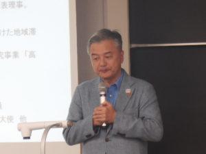 篠塚恭一氏