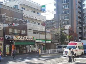 「ファミリーマート和田屋万世町店」の周辺