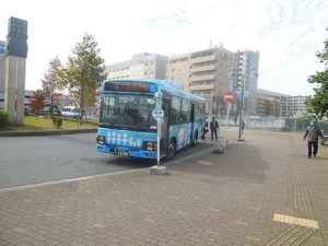 新鎌ヶ谷駅南口