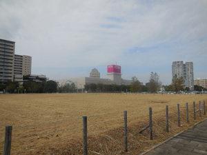 千葉NT中央駅からイオン方向