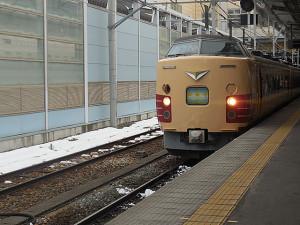 普通列車「妙高」