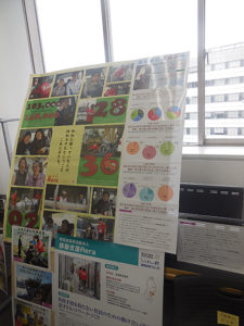 Reraさんのポスターセッション