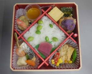 夏のお祭り弁当の全貌