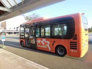 さつバスの車両
